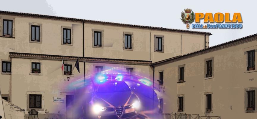 Paola – Carte negate in Comune, interviene la Polizia