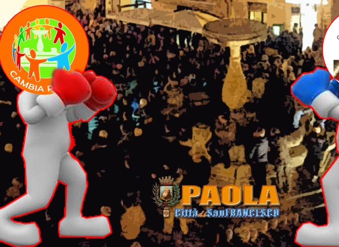 """Paola – Tra le anime della sinistra oltranzista sono ormai """"botte da orbi"""""""
