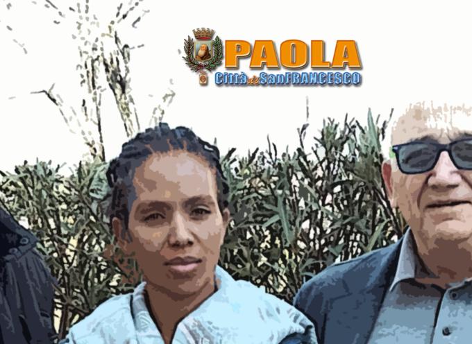 Paola – La solidarietà cittadina fa ricongiungere bimbo eritreo e sua madre