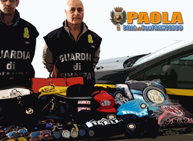 Paola – 4 Maggio: la Guardia di Finanza è intervenuta con sequestri in fiera