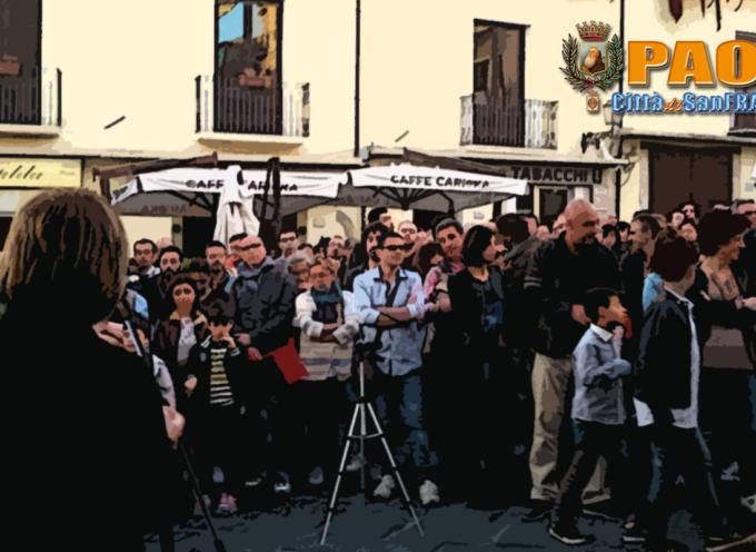Paola – La Piazza di Enzo Limardi: «Gestione oscena del servizio idrico»