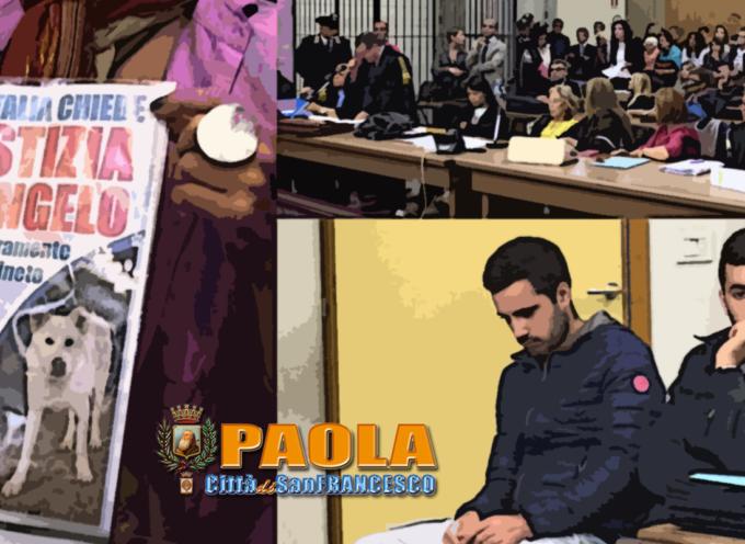 Paola – Processo Angelo, difesa imputati: «non considerateli mostri» – Video