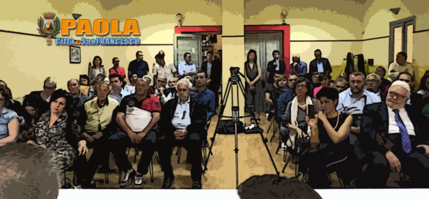 Paola – Il Viceministro mostra interesse per l'officina cittadina delle Ferrovie