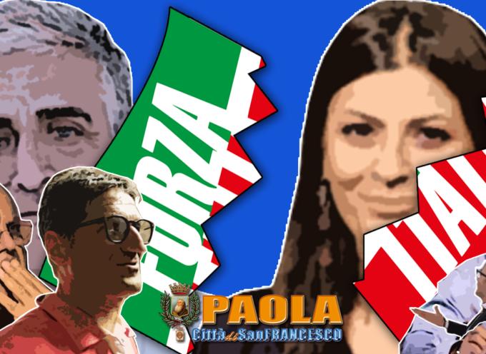 Paola – La débâcle elettorale del centrodestra è un rebus per Forza Italia