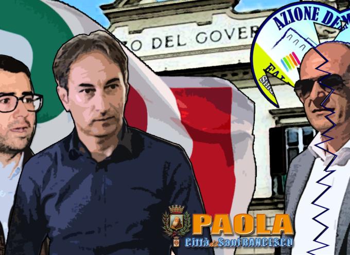 Paola – Oggi si chiarirà la situazione per il PD. Resa dei conti coi Falbiani?
