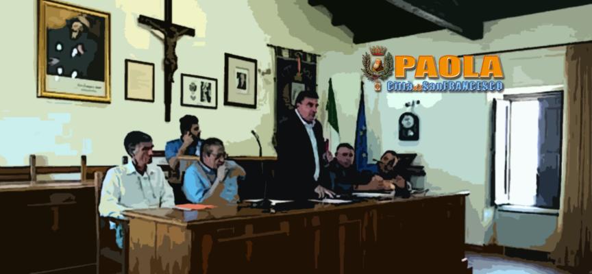 """Paola – Tutto pronto per istituire le Commissioni consiliari e quelle """"esterne"""""""
