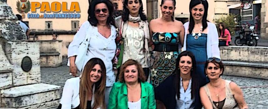 Paola – L'ex presidente Anna Perrotta augura il meglio a Daniela Cilento