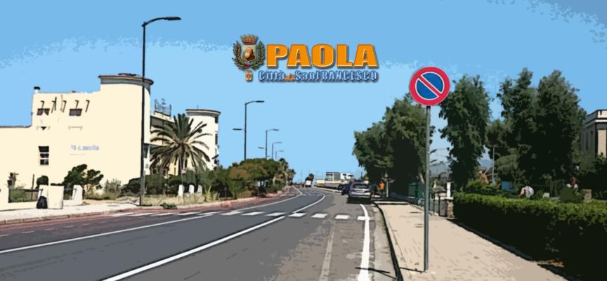 Paola: Viabilità cambiata su tratto del manutenuto, straordinario, waterfront