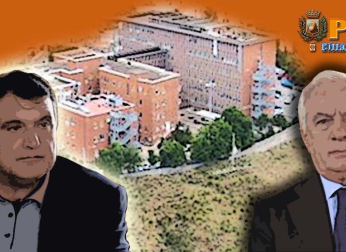 Paola – Ospedale fulcro dell'incontro tra sindaco e commissario alla sanità