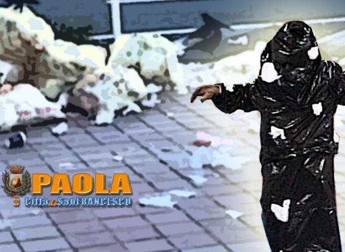 Paola – Il Disagio della Civiltà: Aggredito per aver chiesto Decoro Urbano
