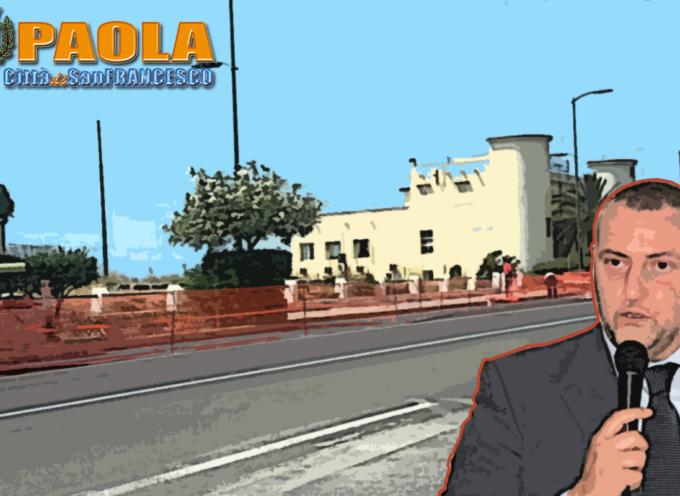 Paola: L'avvocato Mari (ex candidato consigliere) zittisce tutti sul waterfront