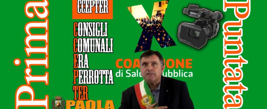 Paola – Prima puntata di CCEPTER – Video seri(e) sui Consigli Comunali