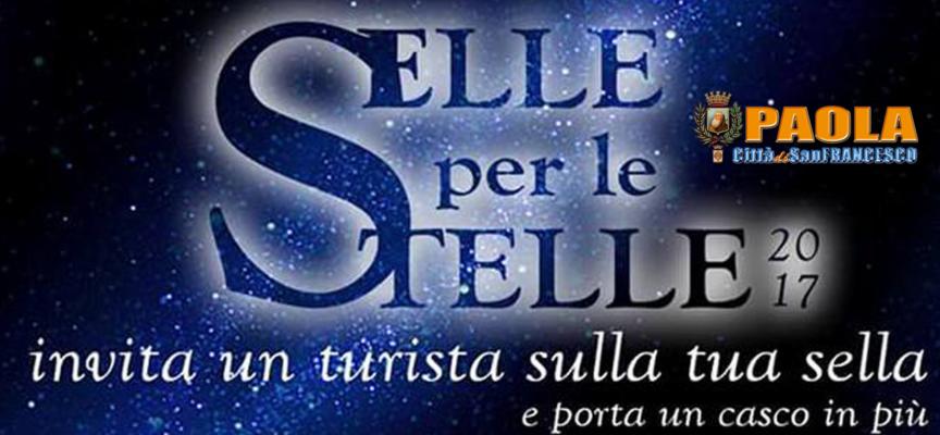 """Paola – Anche quest'anno ci saranno """"Selle per le Stelle"""". Si parte domani"""