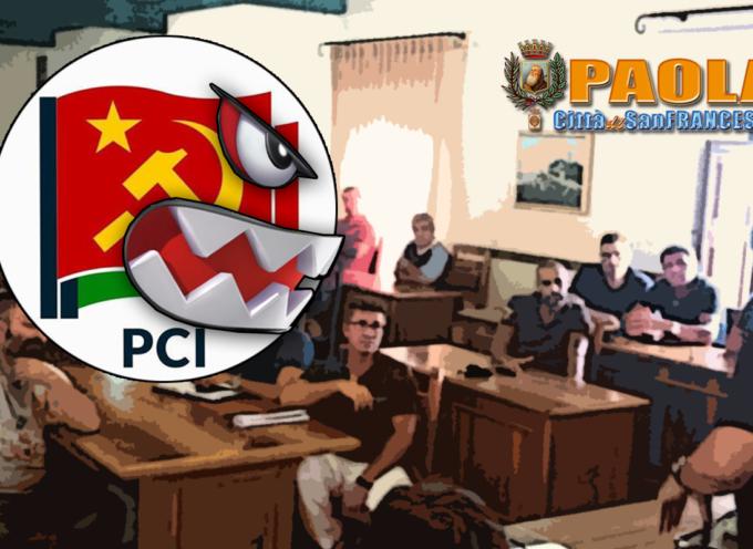 Paola – Il Partito Comunista Italiano focalizza l'attenzione sui finanziamenti