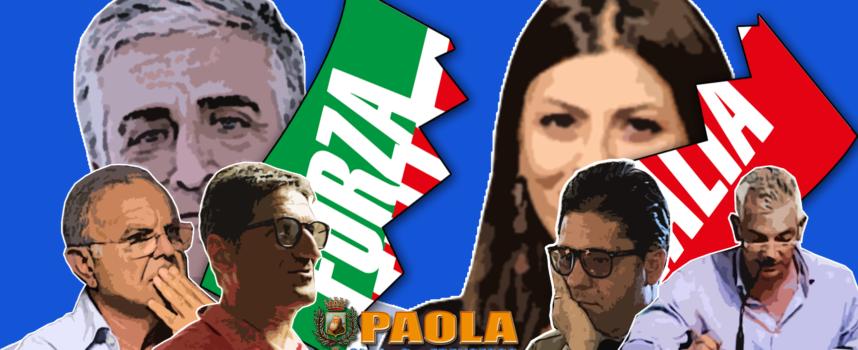 Paola – Forza Italia: Graziano dimesso consacra l'asse Santelli-Mannarino?