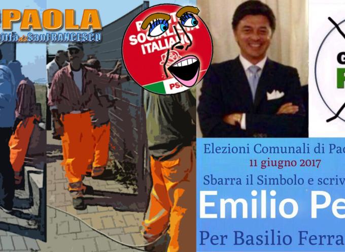Paola – Emilio Perfetti si dimette dal Cda del porto, i Socialisti ci ridono su