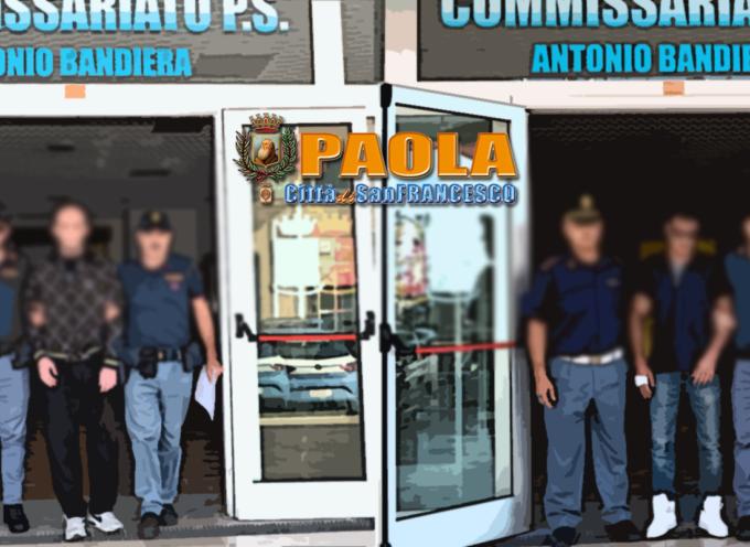 """Paola – Agenti del locale commissariato arrestano 2 """"attentatori"""" incendiari"""