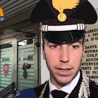 Paola: Il Cap Tognoni si presenta arrestando 2 discriminatori razziali. Video
