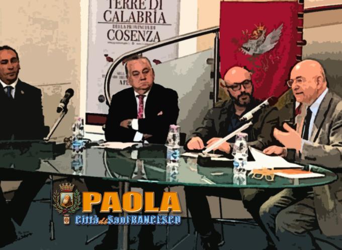 Paola – Positivo bilancio per Aloia, tornato carico dalle umbre Terre di Santi