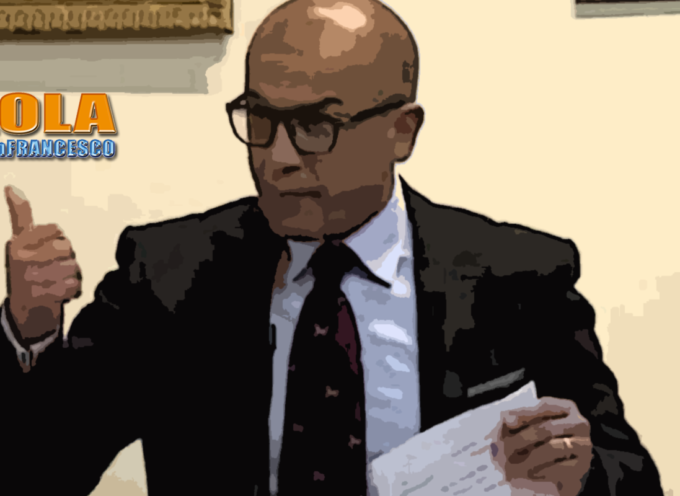 Paola – L'unico vanto di Tonino Cassano, vicesindaco e assessore finanze