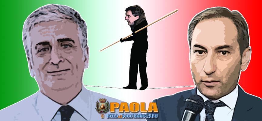 Paola – Perrotta funambolo tra i Graziano? L'intesa Gentile lo inguaia?