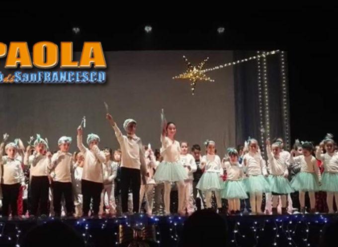 """Paola – Una """"Magia di Natale"""" da oltre 1000 spettatori al Teatro Odeon"""
