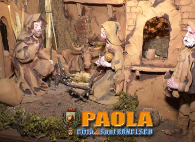 """Presepi/2: """"A Palazzo"""" c'è l'arte del """"Collettivo Presepisti Paolani"""" – Video"""