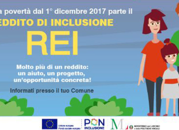 Paola – Il Comune aderisce alll'iniziativa del Reddito di Inclusione