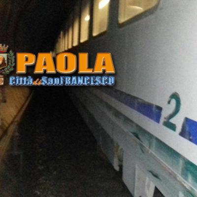 """Paola – Guasti ai treni e traffico out: la tratta """"Paola-Cosenza"""" è un calvario"""