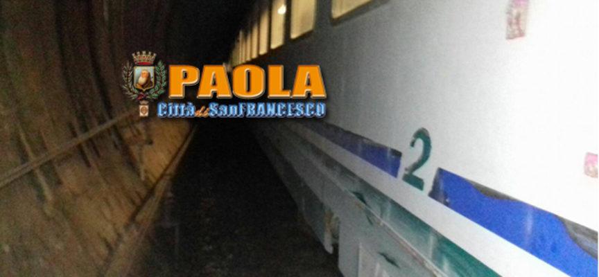 Paola – Treno deragliato in galleria, Graziano Di Natale esige chiarezza