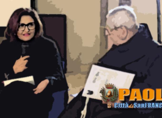 Paola – La Ventura nell'etica di Assisi Pax – Videointervista a Tonino Gentile