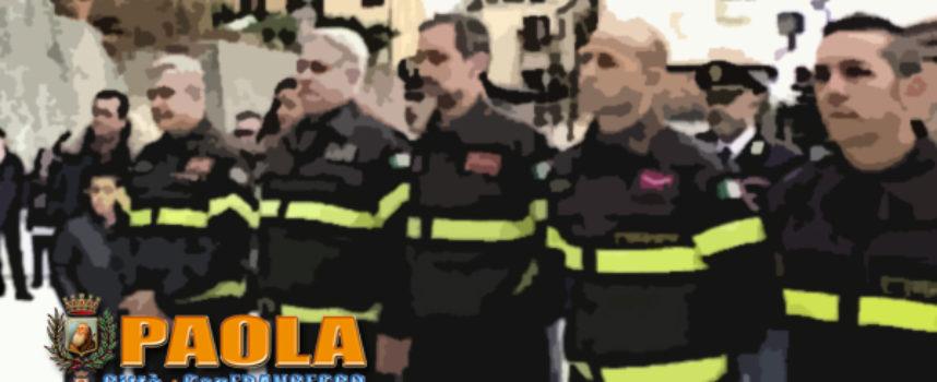Paola – Ripristinata la procedura per permanenza Caserma VVFF – VIDEO