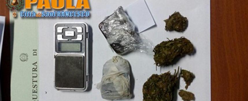 Paola – Udienza di convalida per 42enne arrestato per droga: no domiciliari