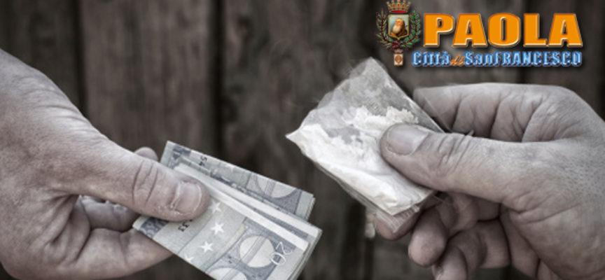 Paola – Droga: arrestati un 39enne e un 37enne già posti ai domiciliari