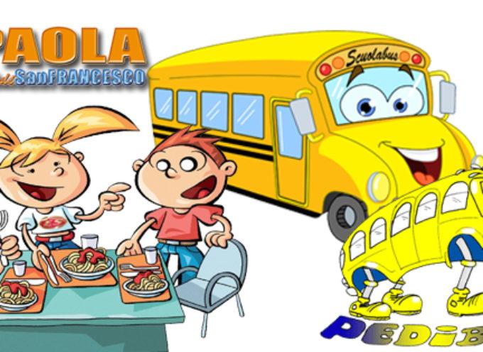 Paola – News Scuole: costo mensa (già ridotto del 18,6%) scenderà ancora