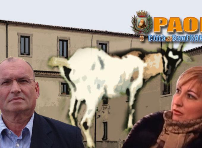 """Paola – La maggioranza risponde a questioni sindacali e di """"lana caPRIna"""""""