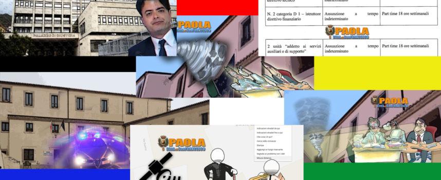 Paola – Criteri imPerfetti alla base dell'assunzione di Fabio Pavone?