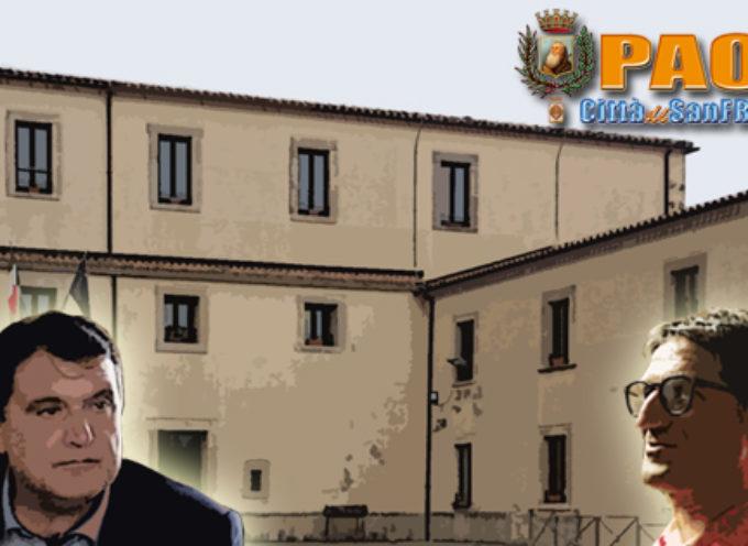 Paola – L'asse Perrotta-Mantuano porta in città 4,2mln di €  per depurazione
