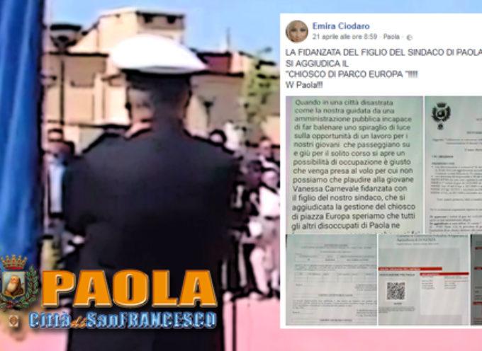 Paola – Parco Europa, affidamenti e… fidanzate. Risposta ad annunci critici