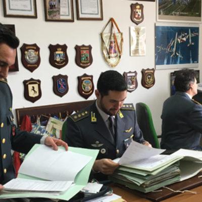 Su disposizione di Eugenio Facciolla partite 311 denunce per truffa all'INPS