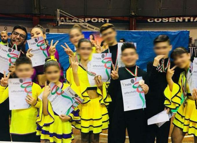 Guardia P – Gare FIDS Calabria: Magic Dance Accademy conquista il podio
