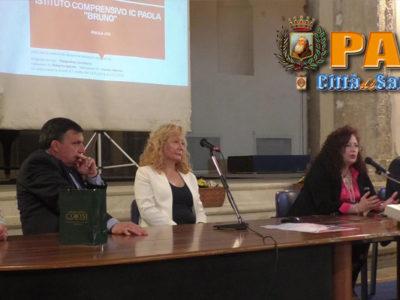 """Paola – VIDEO – L'Istituto Comprensivo """"F. Bruno"""" tra Eccellenza e Positività"""