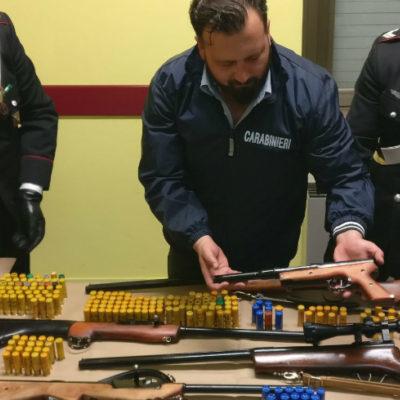 Paola – 53enne arrestato perché fabbricava armi clandestine