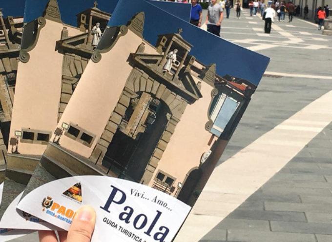 """Paola – Nuova guida turistica cartacea per visitare la città, """"Vivi… amo… la"""""""