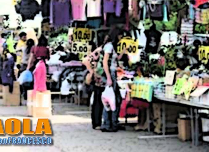 Paola – Associazione Nazionale Ambulanti attacca: l'Amministrazione replica