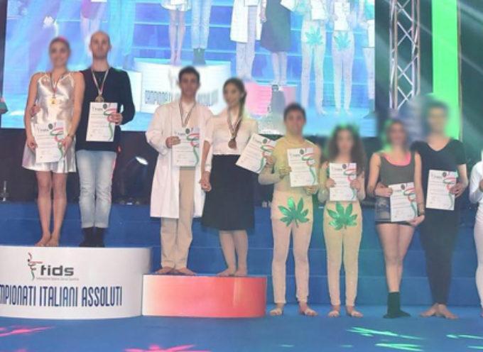 SanLucido: Dalla Dancing Stars Academy alla Nazionale di Danza Sportiva