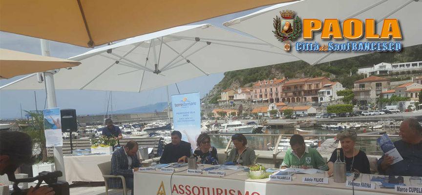 Paola: Cosorzio Terredamare approda in Basilicata e si presenta a Maratea