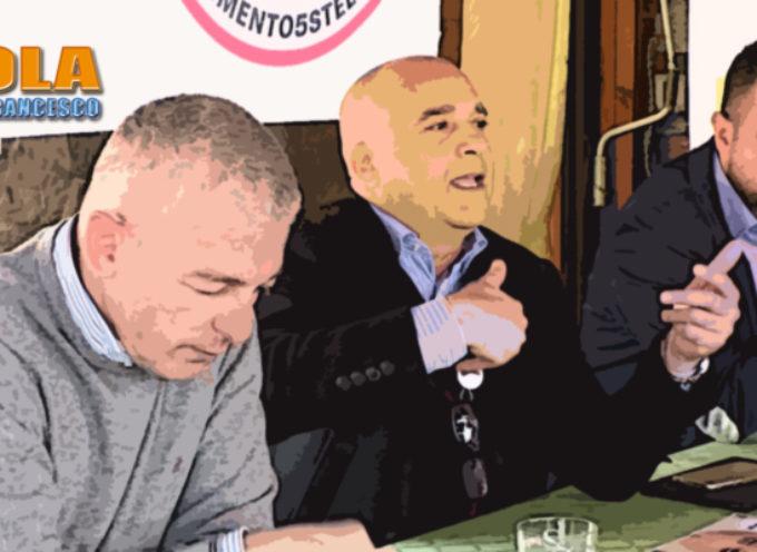 """Paola – Il penstastellato Meo denuncia """"affissioni abusive"""" sui muri cittadini"""