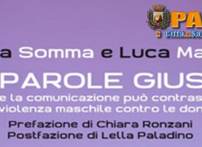 Paola – Arginare violenza con Parole Giuste, domani incontro al S.Agostino