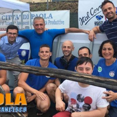 """Paola – Rai 1 va dal Gruppo Subacqueo Paolano per un servizio """"A Sua Immagine"""""""